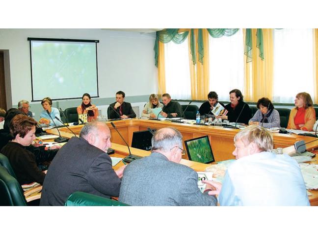 Экологическое сельское хозяйство в Беларуси. Начальные пути развития.