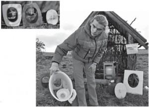 Экологические туалеты для экологической дачи