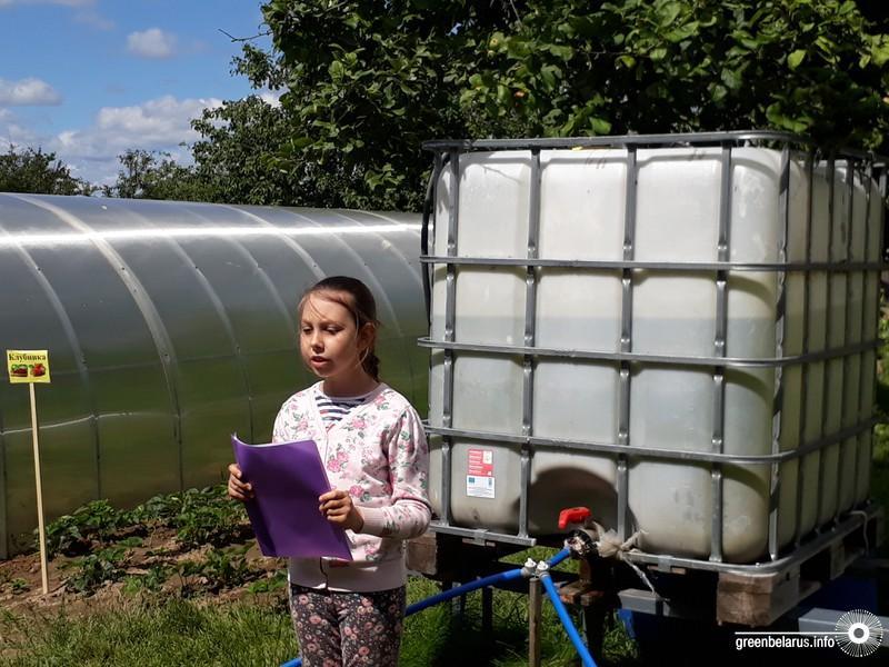 В беларусских школах начали изучать органическое сельское хозяйство