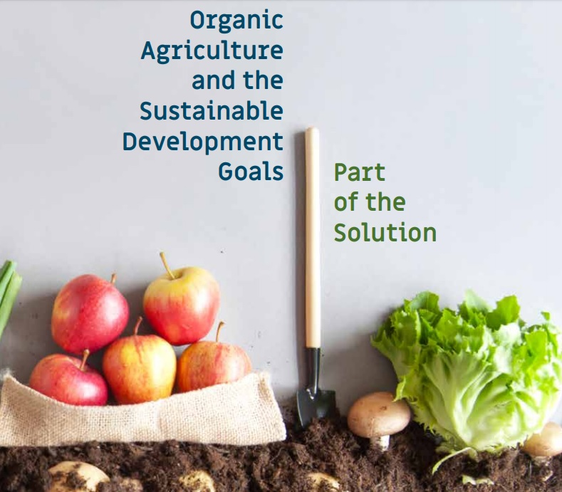 New Study Shows Organic Can be a Solution to Achieving SDGs