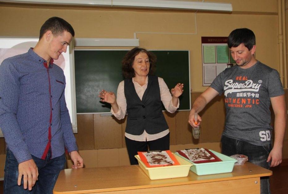 Учащиеся Ляховичского государственного аграрного колледжа приняли участие в семинаре по органическому сельскому хозяйству (фотоотчёт)