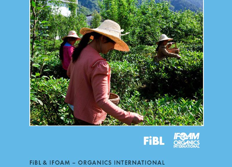 В мире 2,8 миллиона органических производителей!