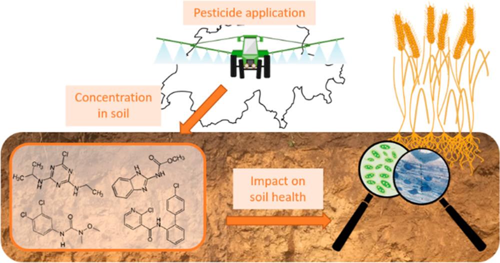 Широкое распространение пестицидов в органических сельскохозяйственных почвах – призрак традиционного сельскохозяйственного прошлого?
